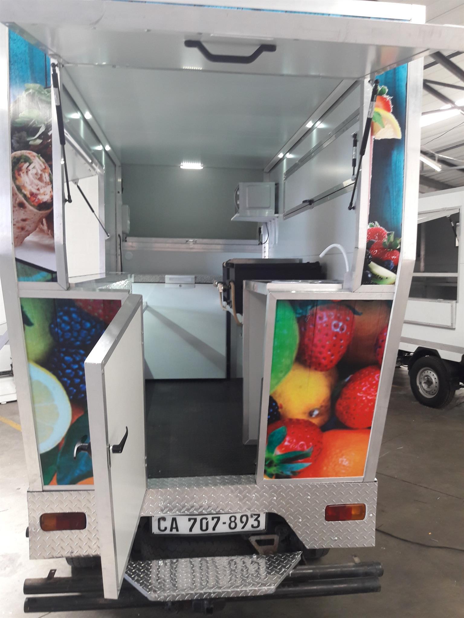 Fantastic-FOOD-TRUCKS For Sale / Kos-Trokkies Te Koop - May Special offer Now On