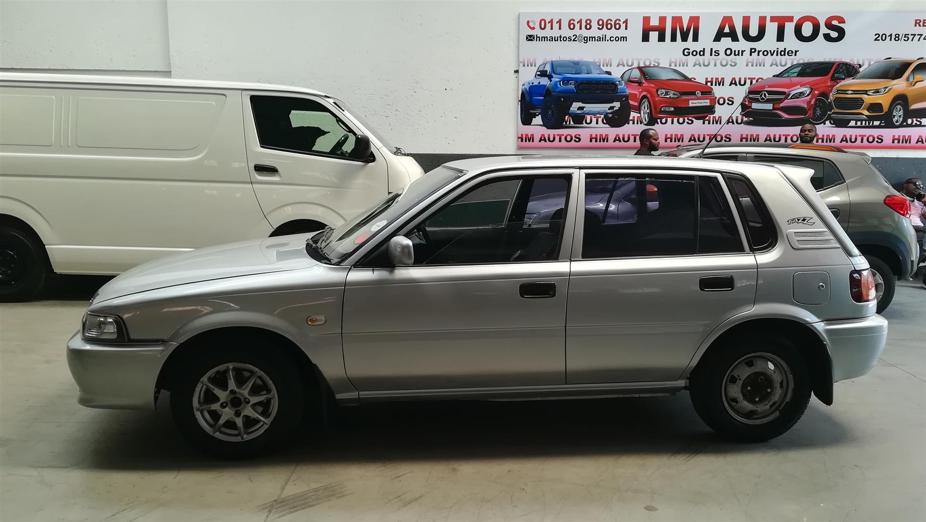 2004 Toyota Tazz 130 XE