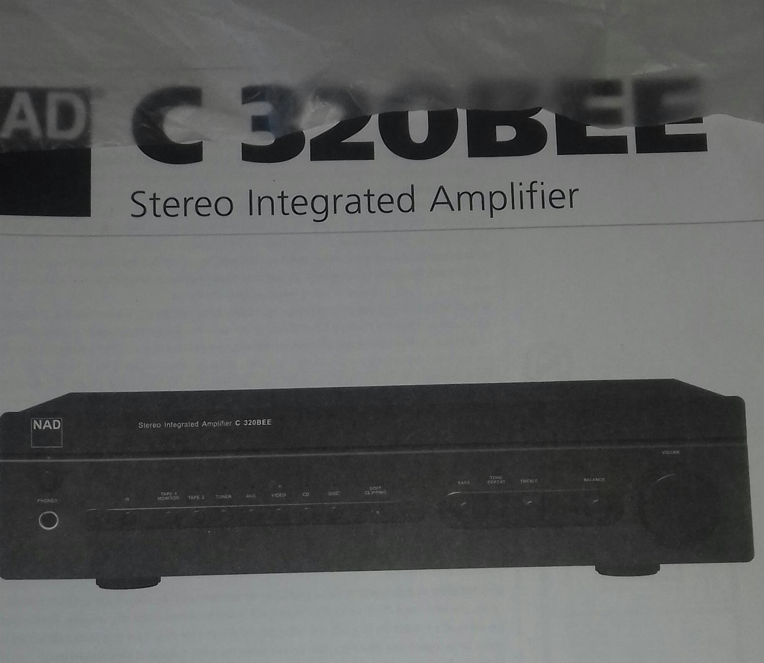 Looking for a NAD amplifier