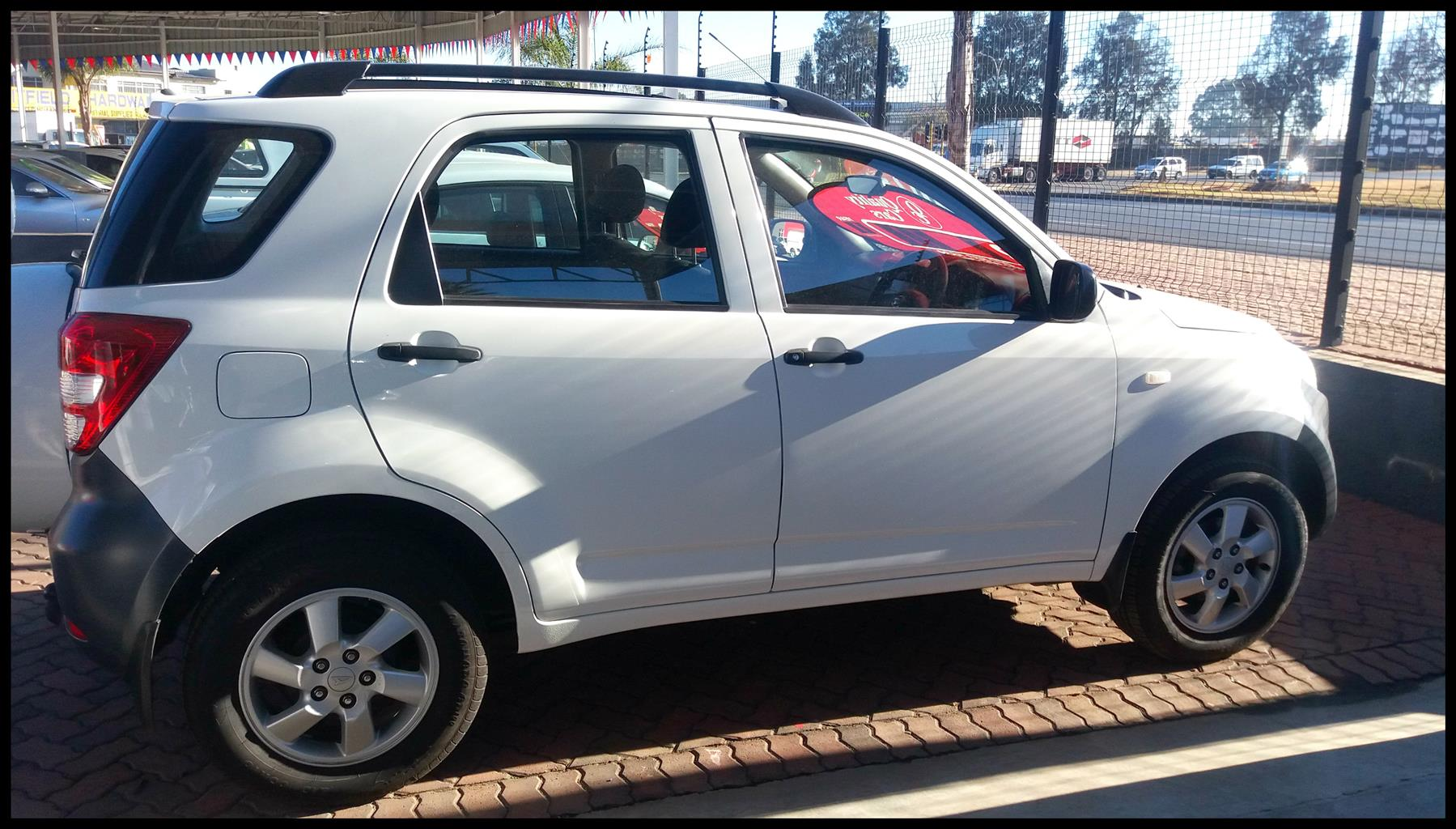 2007 Daihatsu Terios 1.5 4x4