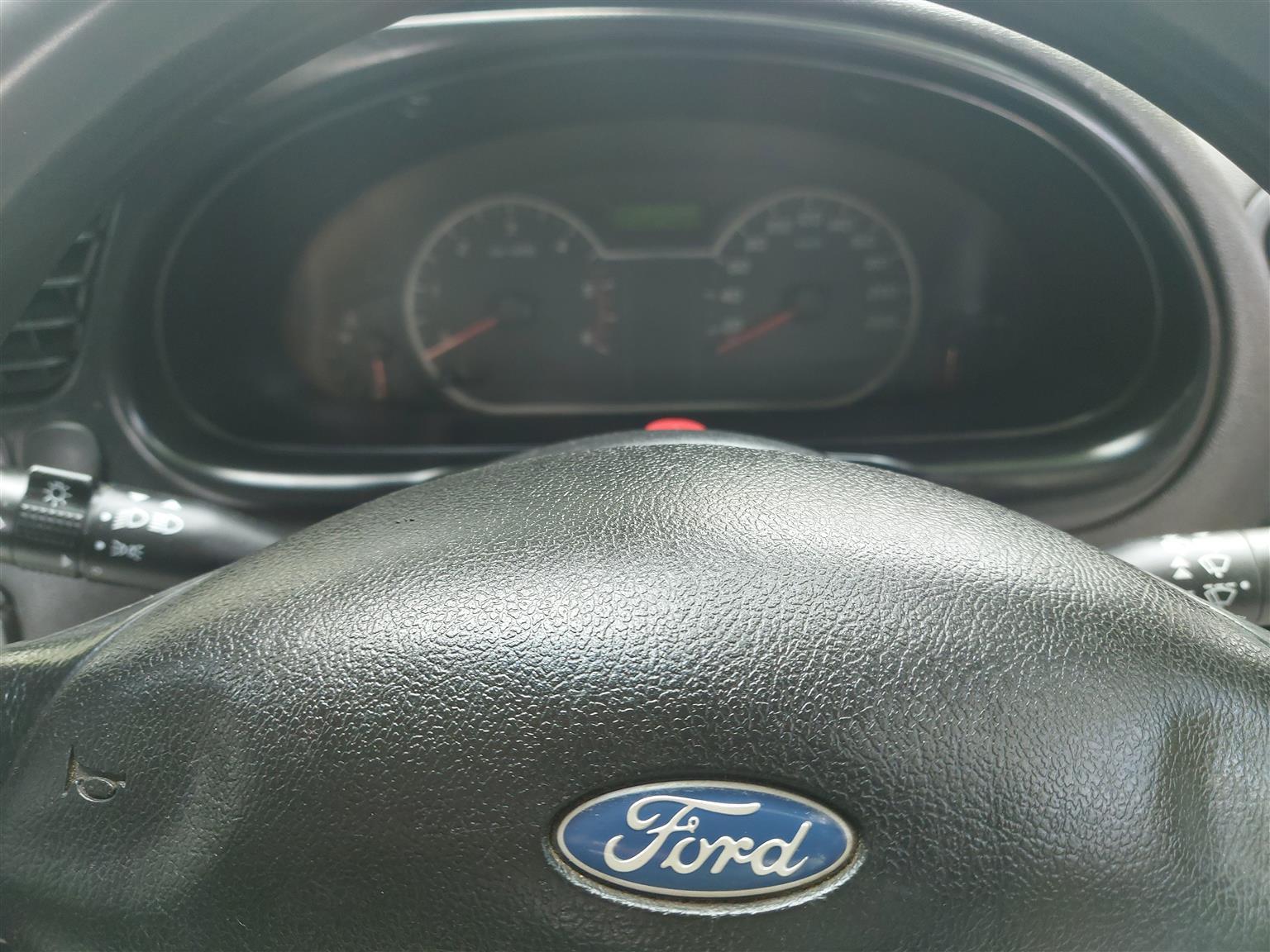 2011 Ford Bantam TDCI 1400  diesel