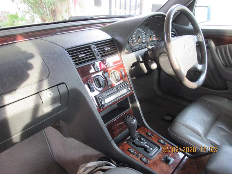 1996 Mercedes Benz C Class C280 Elegance