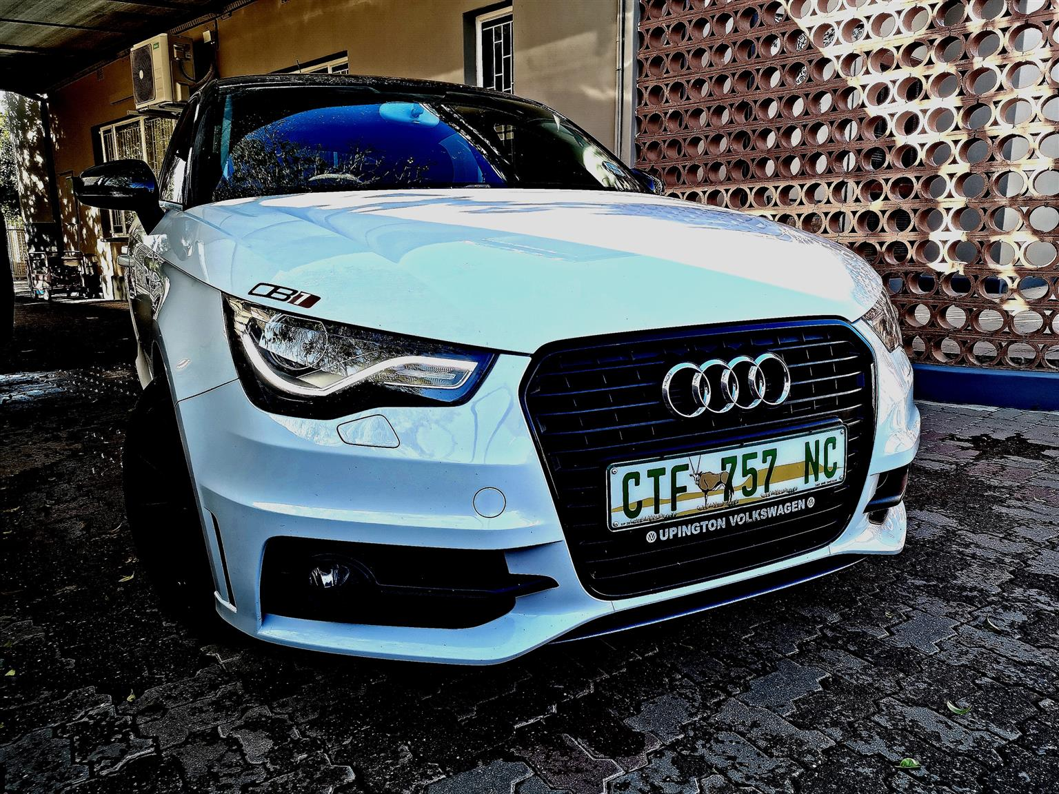 2014 Audi A1 1.2T Attraction