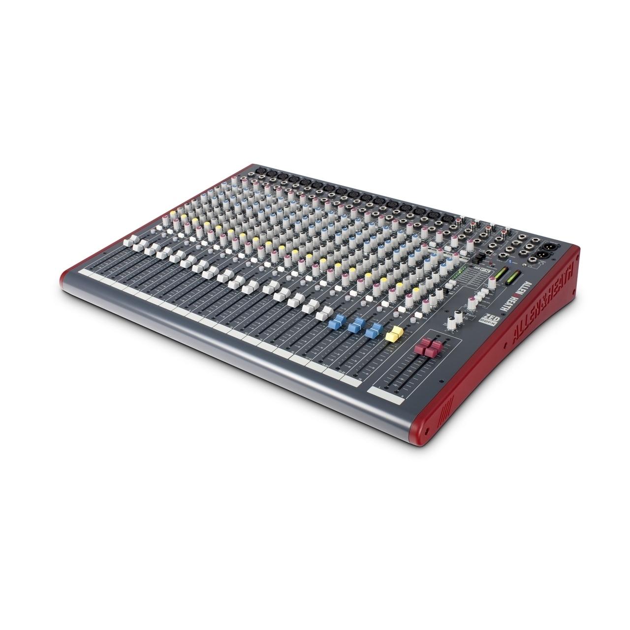 Allan & Heath ZED22FX Audio Sound Mixer - New