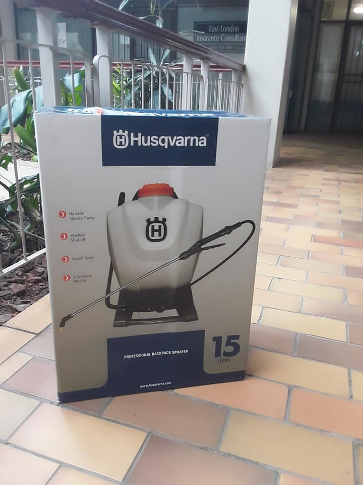 Husqvarna Back Pack Sprayer