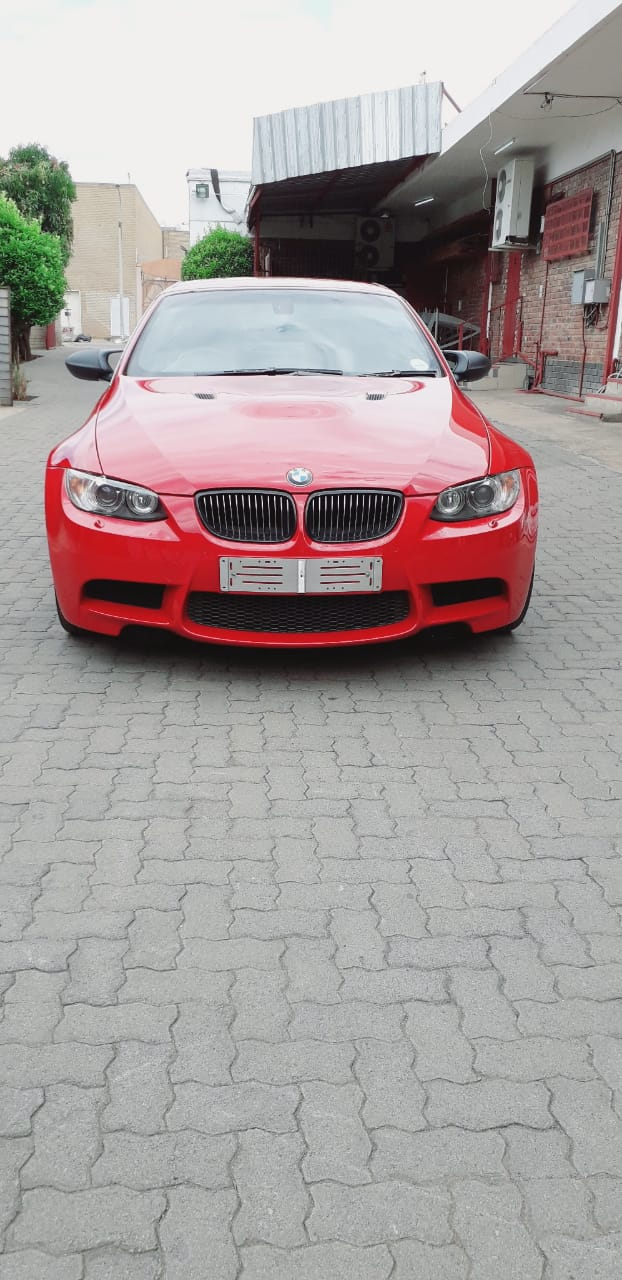 2009 BMW M3 Competition auto