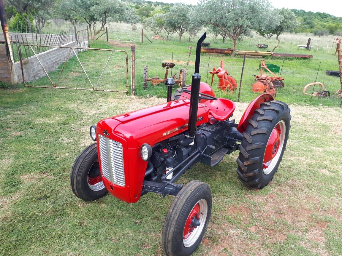 Massey Ferguson (MF) 35x 4X2
