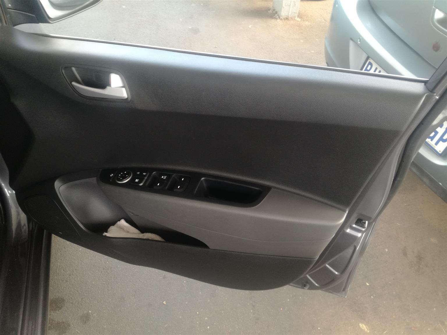 2018 Hyundai i10 1.25 Glide Limited Edition