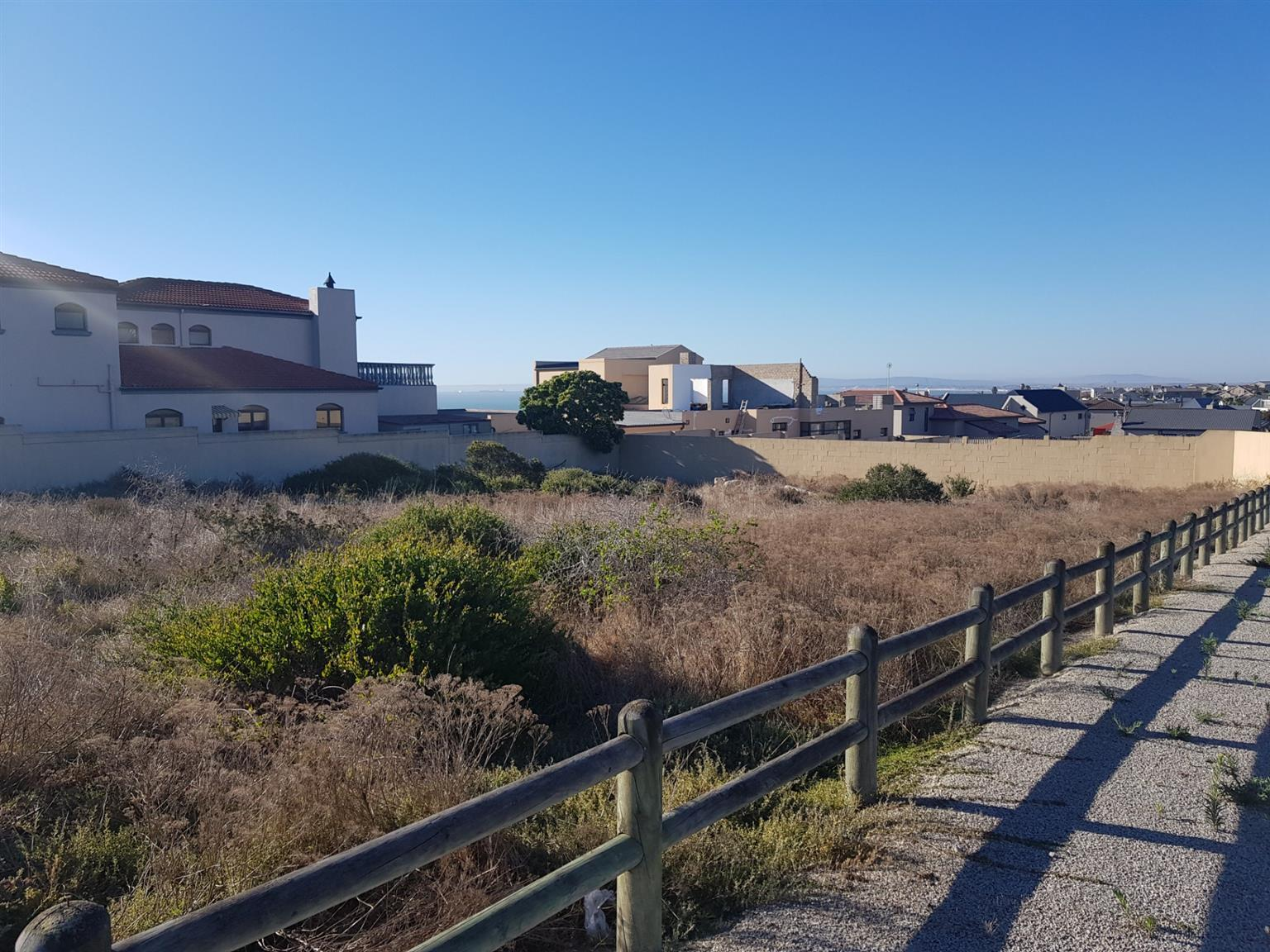 Vacant Land Residential For Sale in Myburgh Park