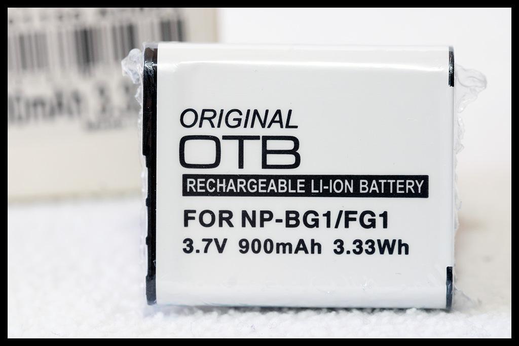 NP-BG1 Battery for Sony