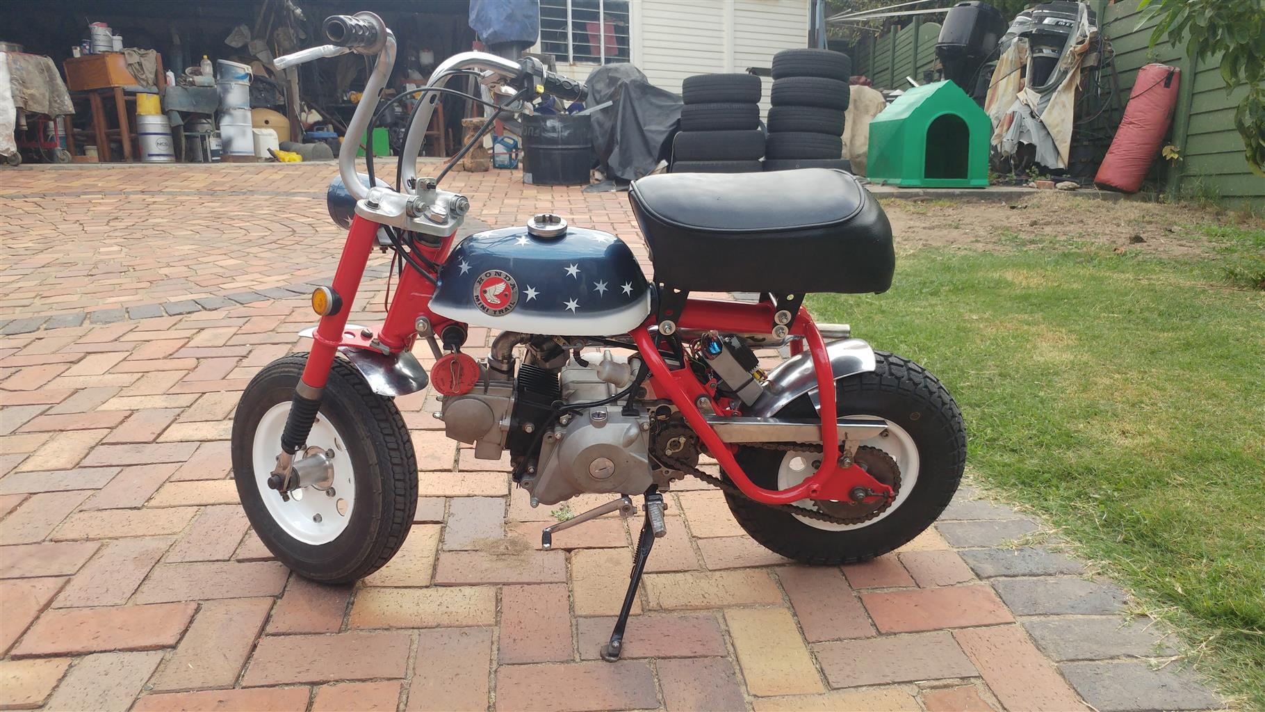 1972 Other Other (Trikes)