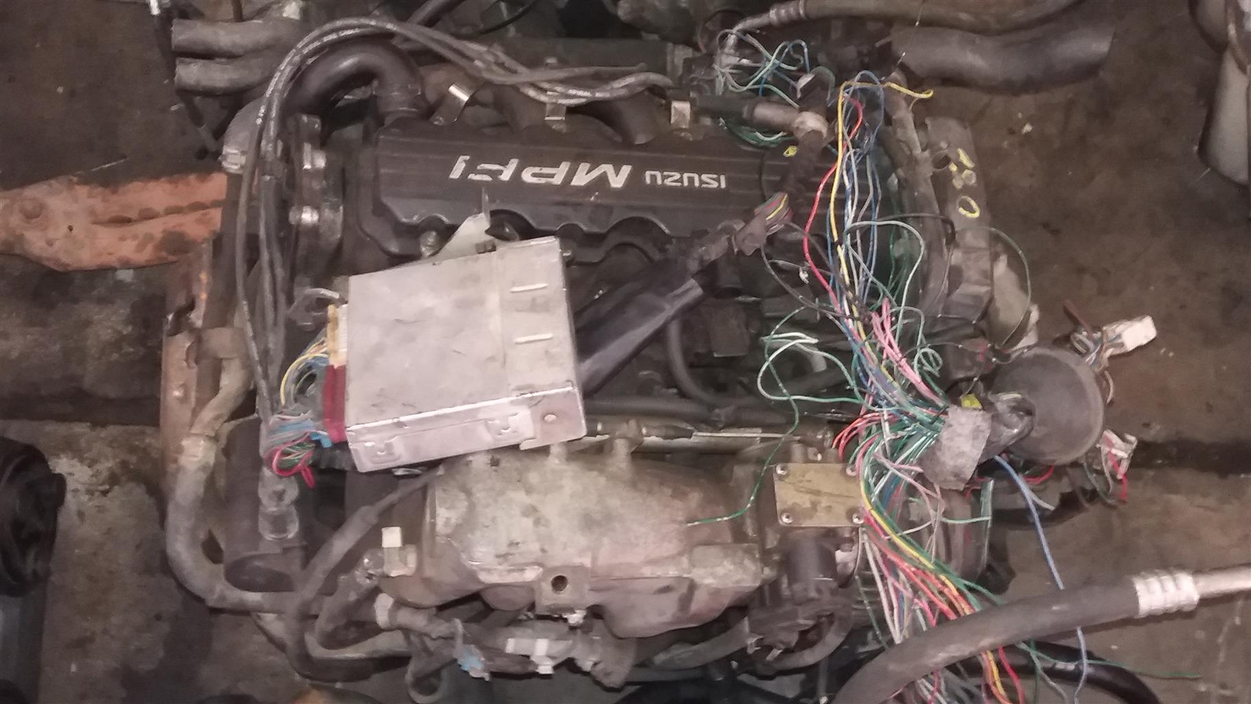 Isuzu KB220 2.2 Petrol Engine # C22NE