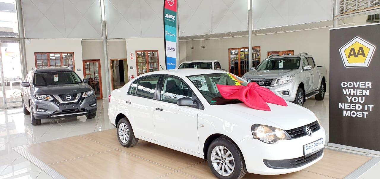2013 VW Polo Vivo sedan 1.4