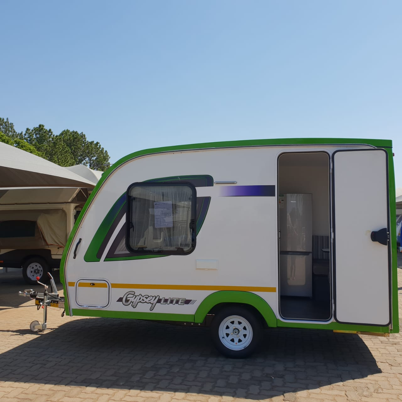 Gypsey Lite  Brand New ( unregistered) WAS R154900 NOW R150000