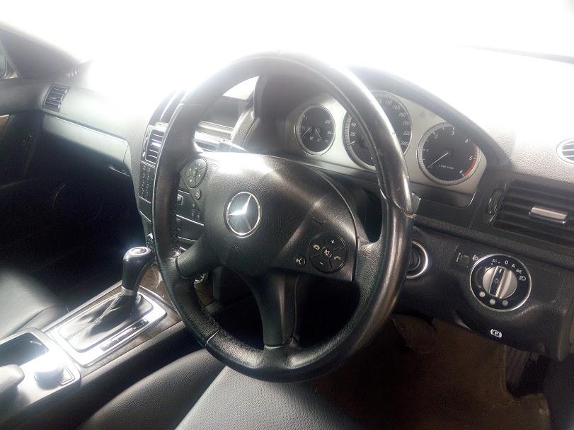 2009 Mercedes Benz C-Class C220d Edition C