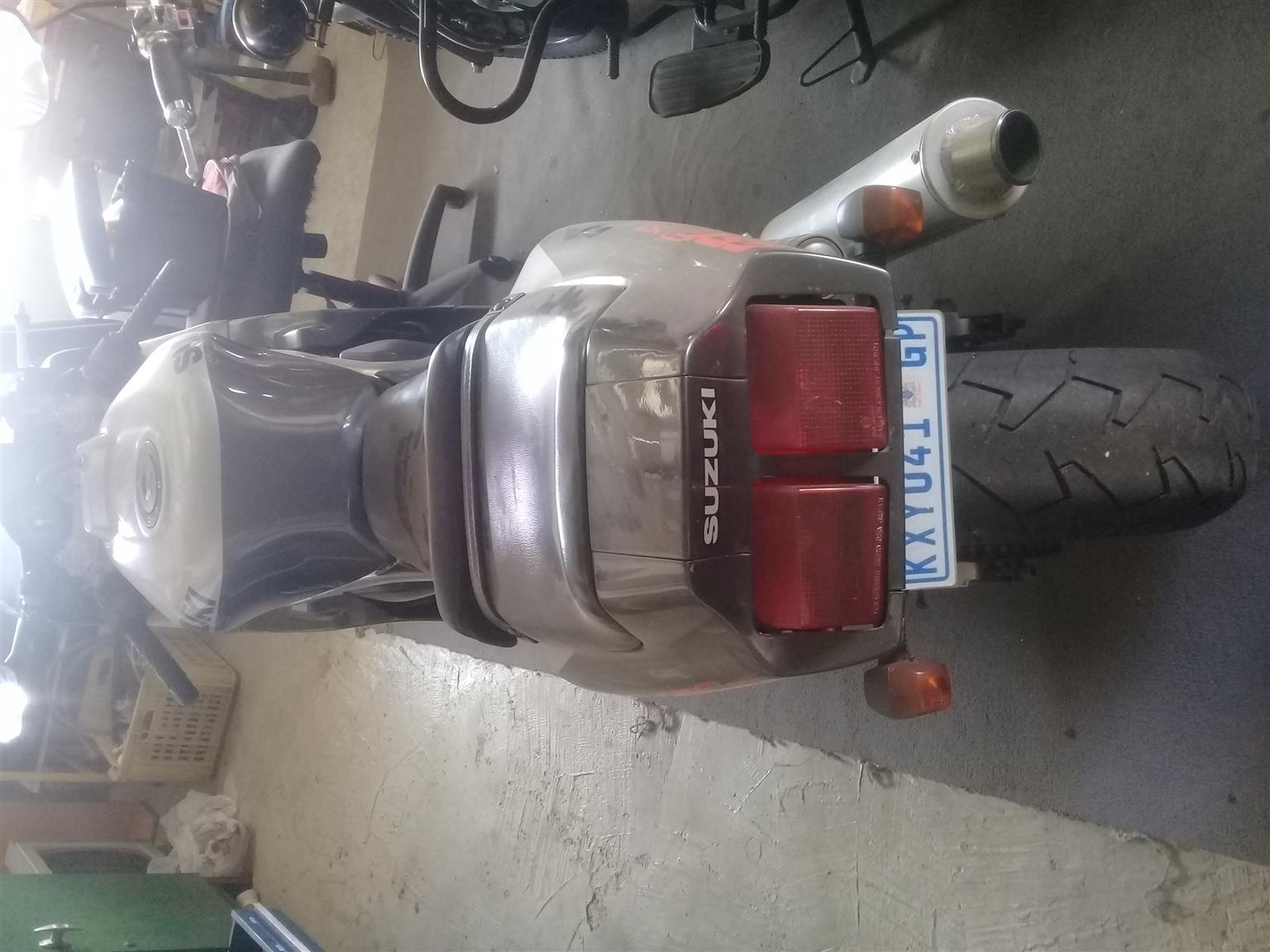 Suzuki GSXR for spares