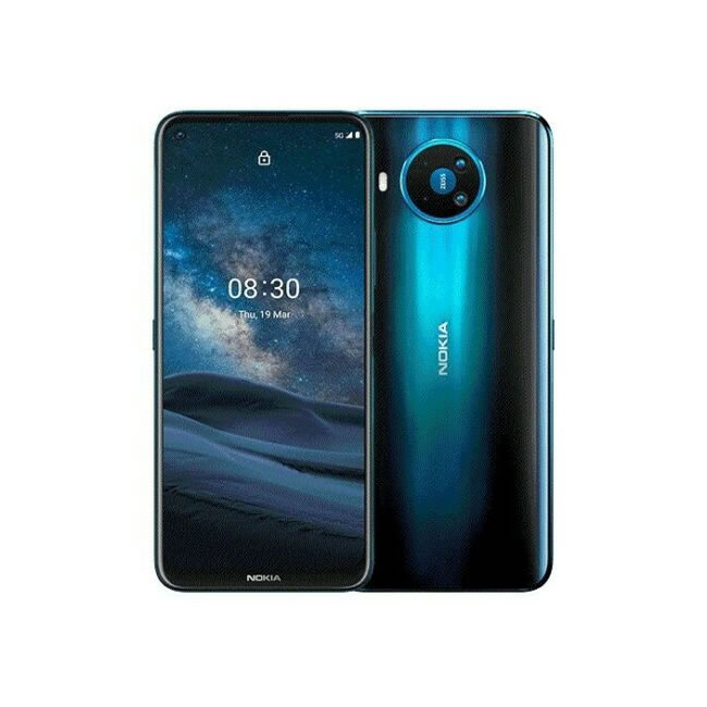 Nokia 8.3 5G 64GB Single Sim Blue