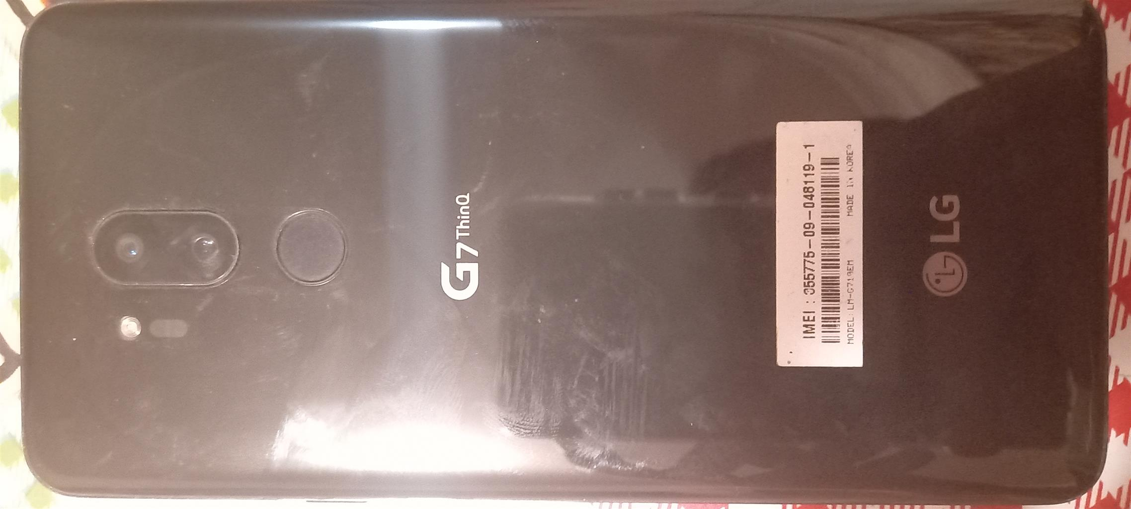 LG G7 ThinkQ