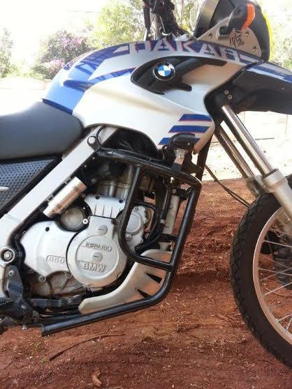Sport crash bar BMW 650 Dakar