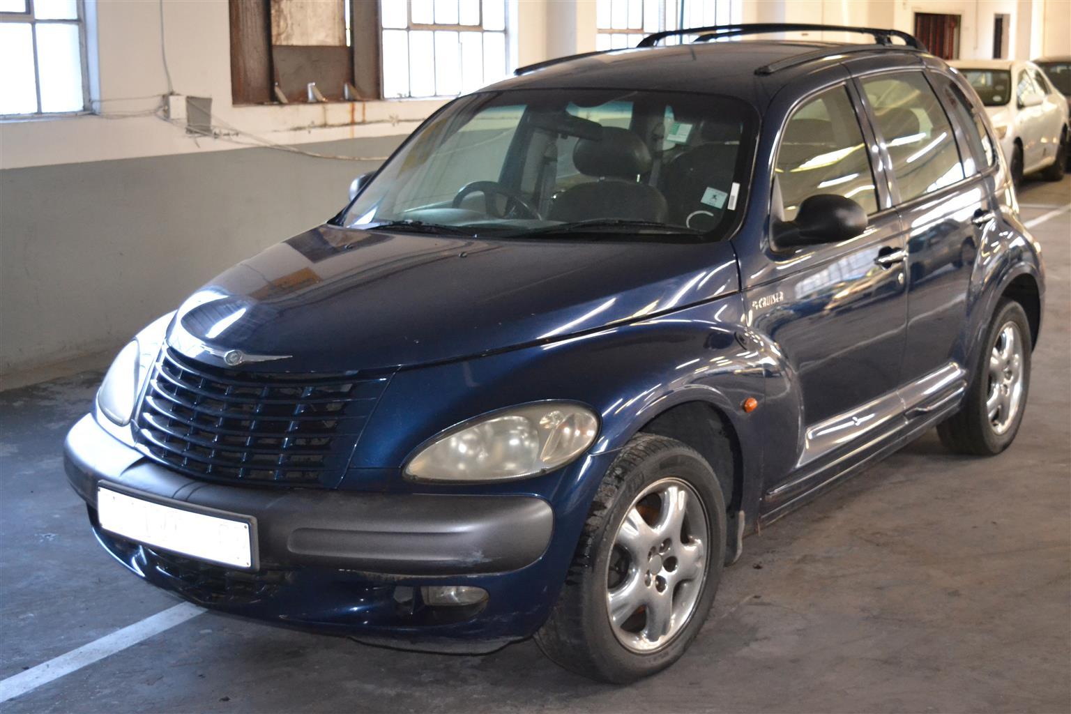 2000 Chrysler PT Cruiser 2.2CRD Classic