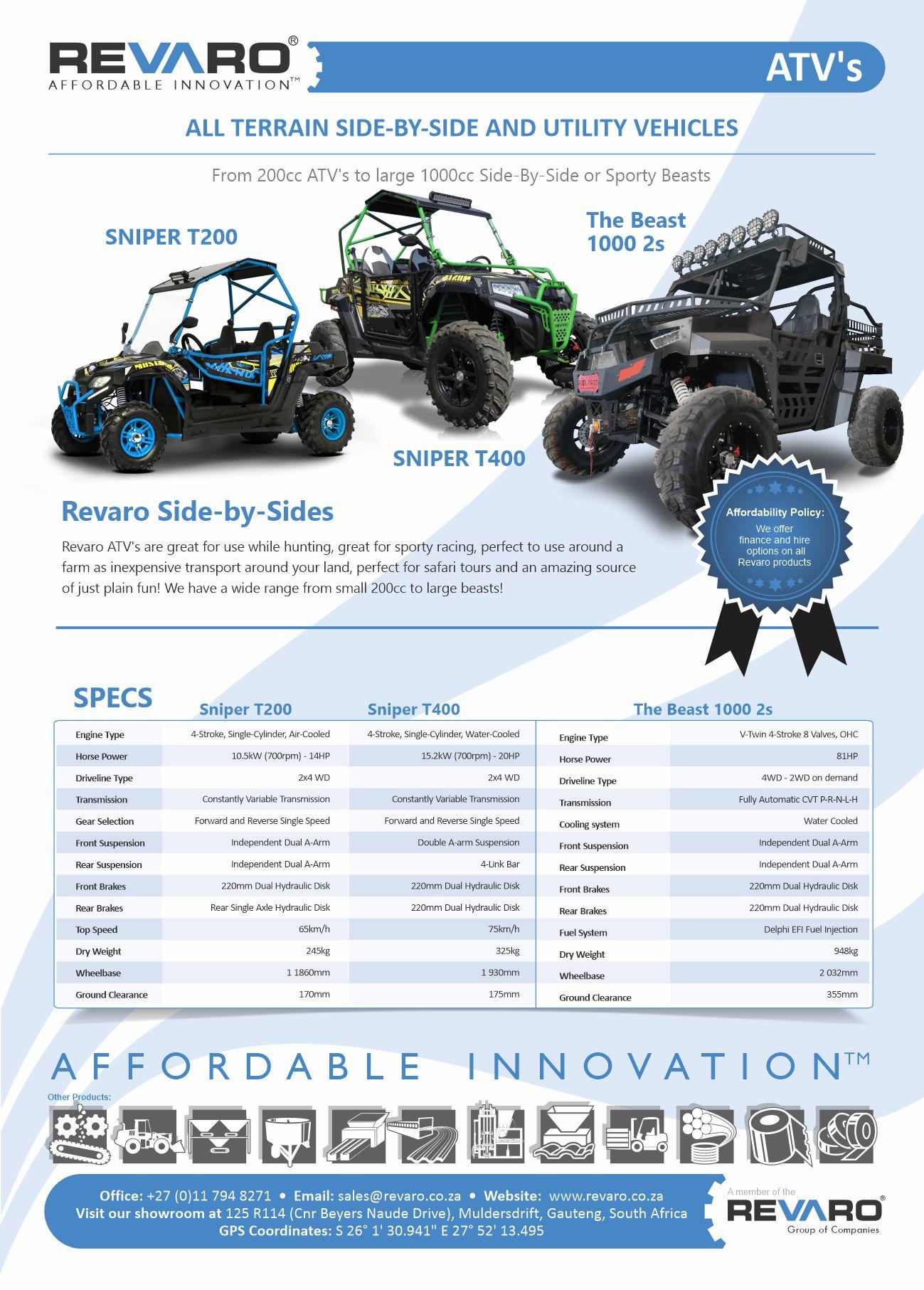 Polaris Ranger 570 FS