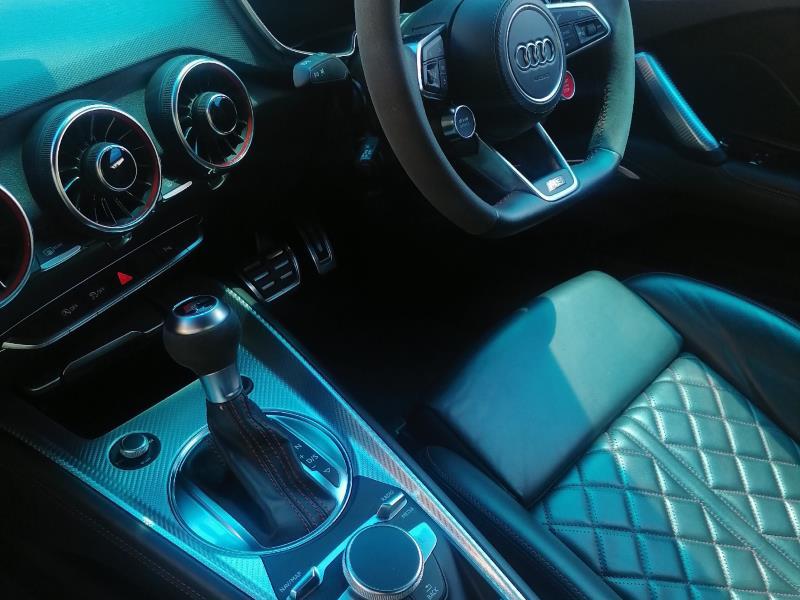 2018 Audi TT RS coupe quattro auto