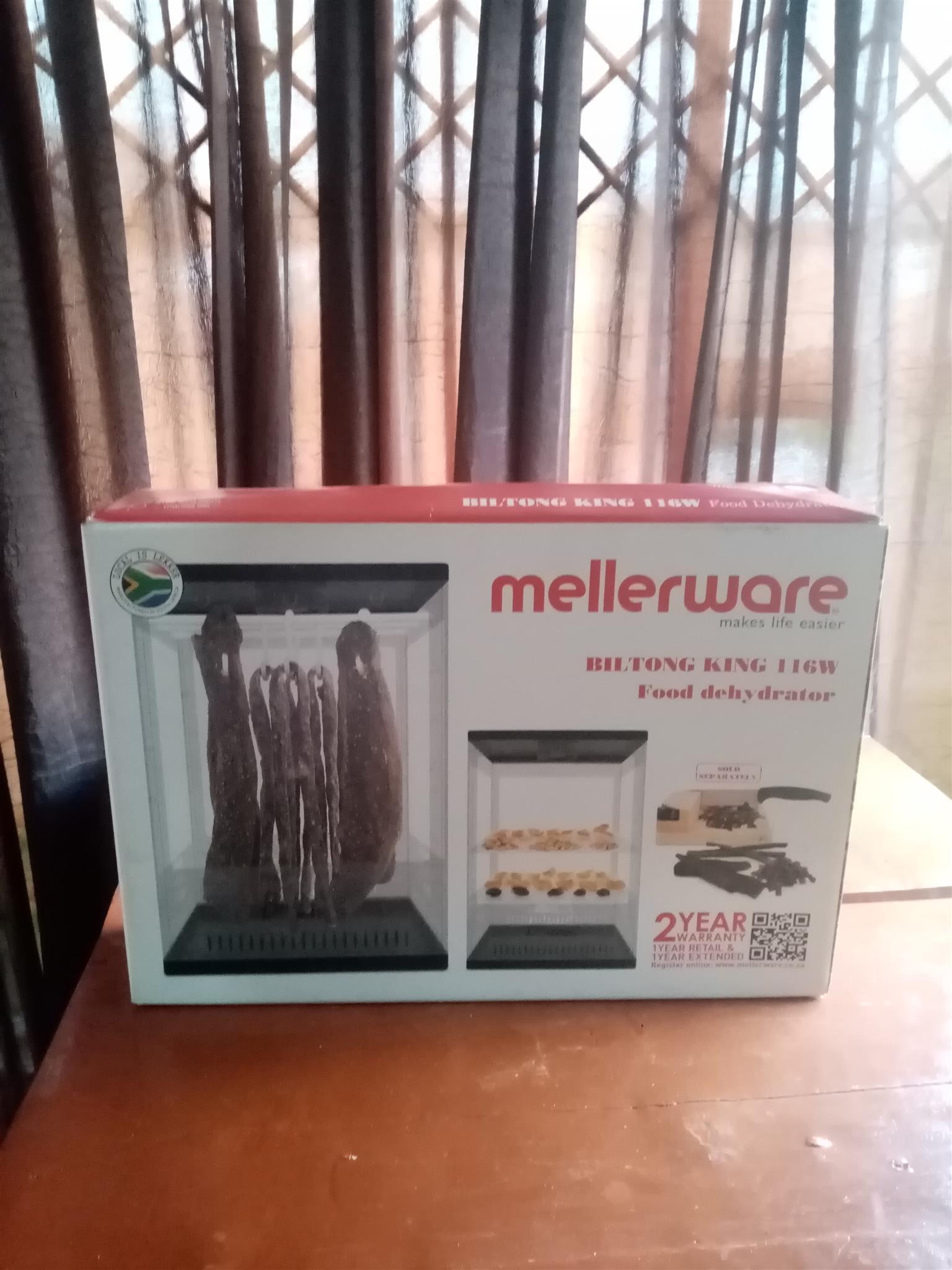 Mellerware - Biltong King Food Dehydrator**NEW***