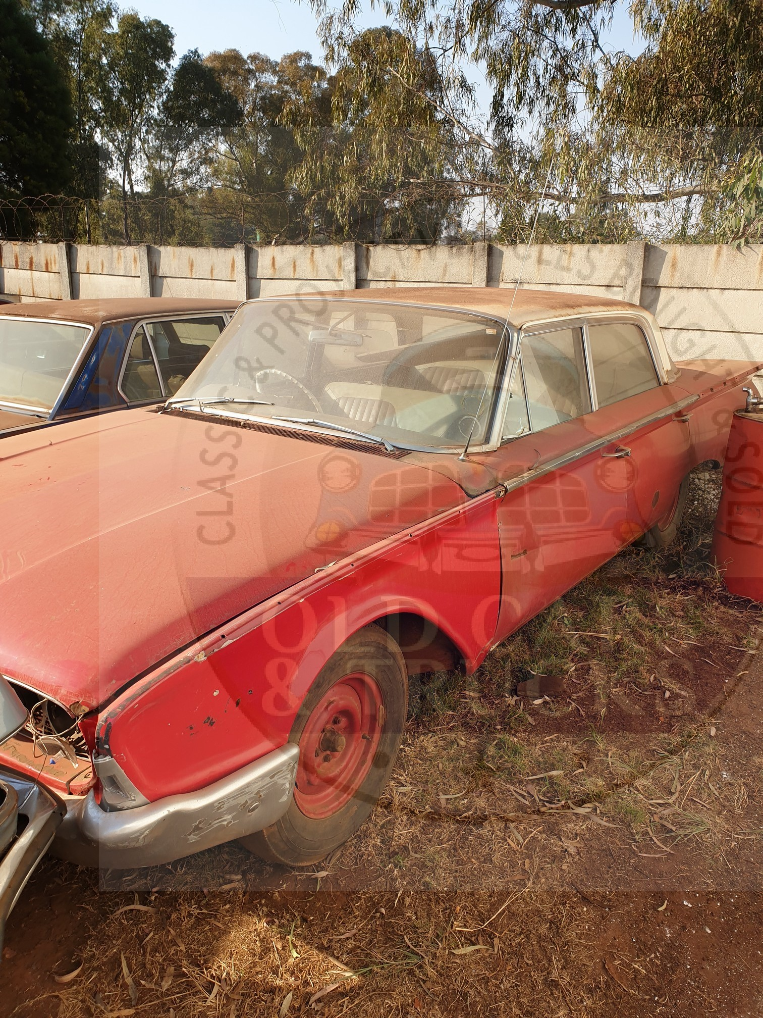 1964 Ford Fairlane for restoration