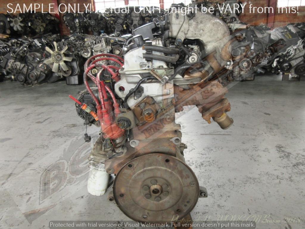 VOLKSWAGEN GOLF 1~3 - ADY 2.0L EFI 8V Engine