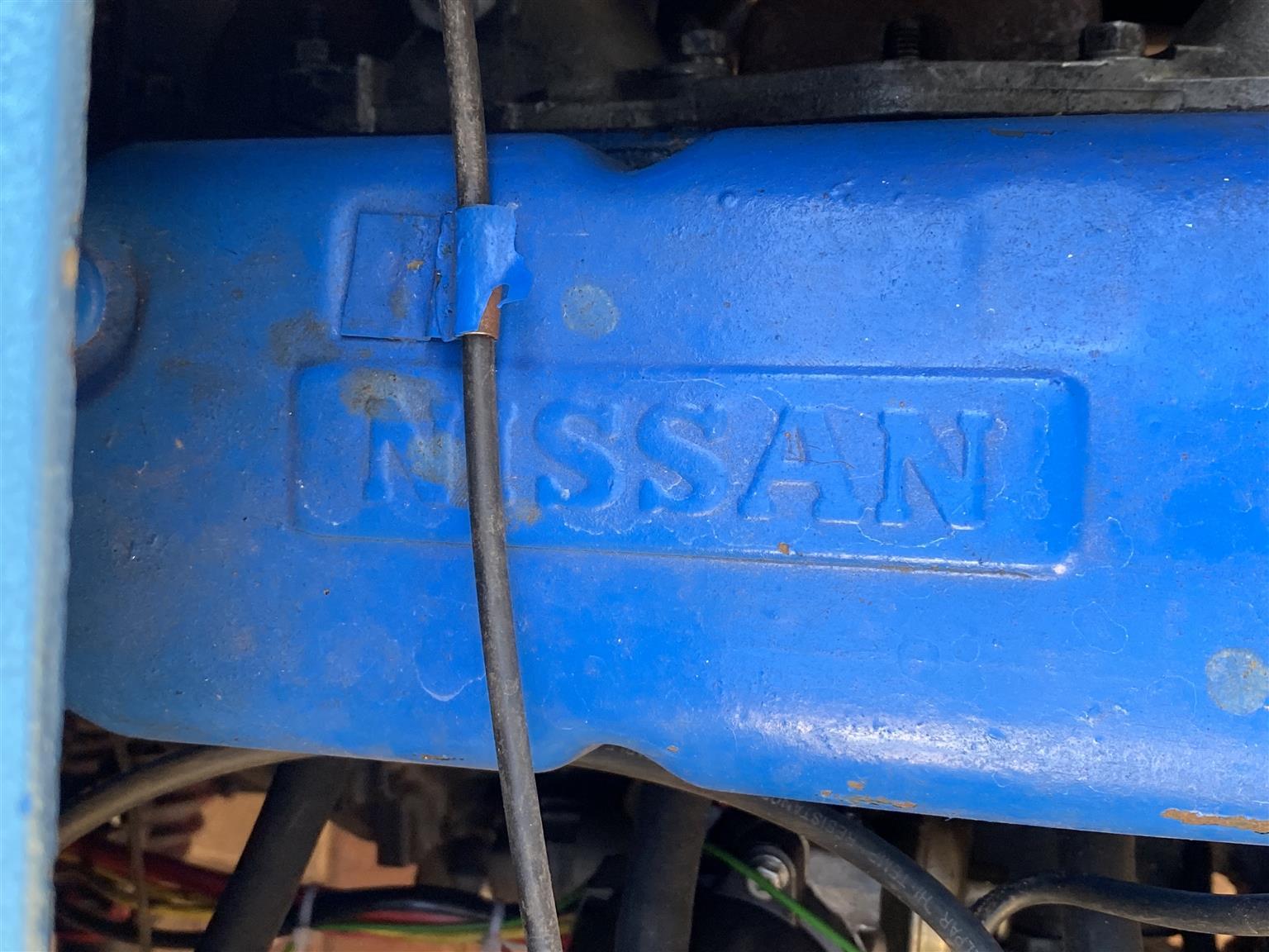 2008 Nissan 1400 Champ