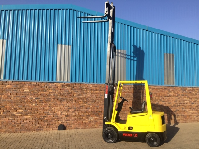 Hyster XM 1.75 ton forklift for sale