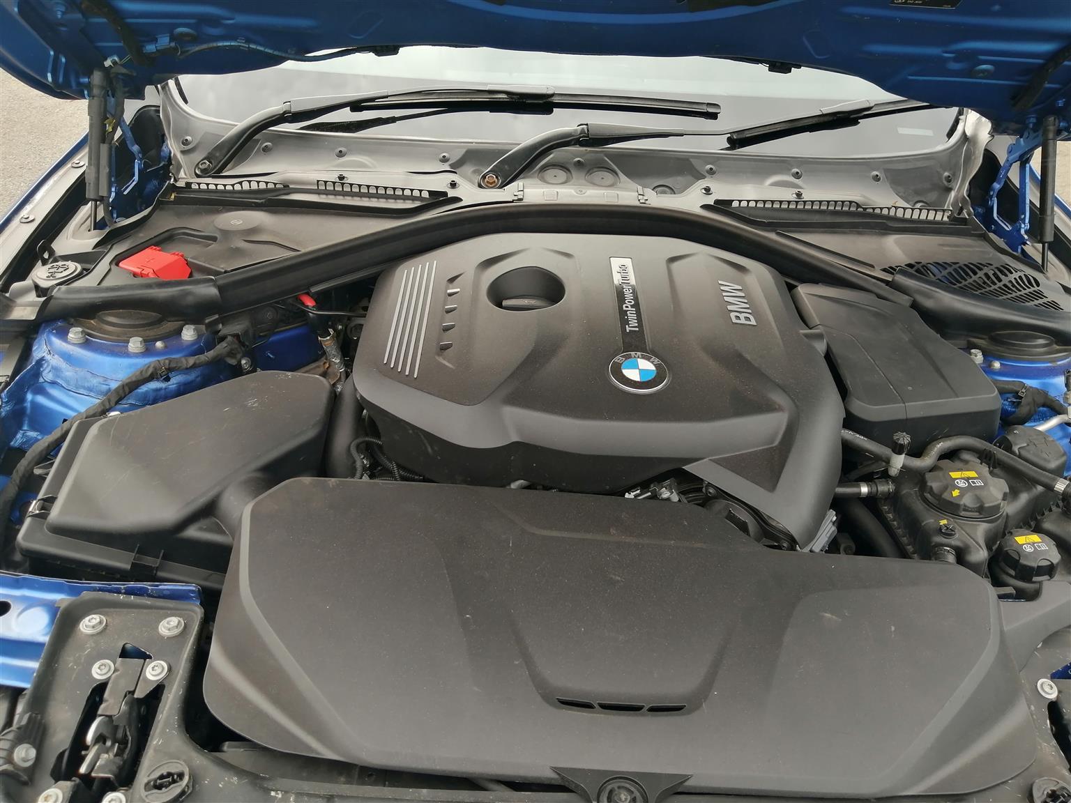 2016 BMW 3 Series sedan 320D A/T (G20)