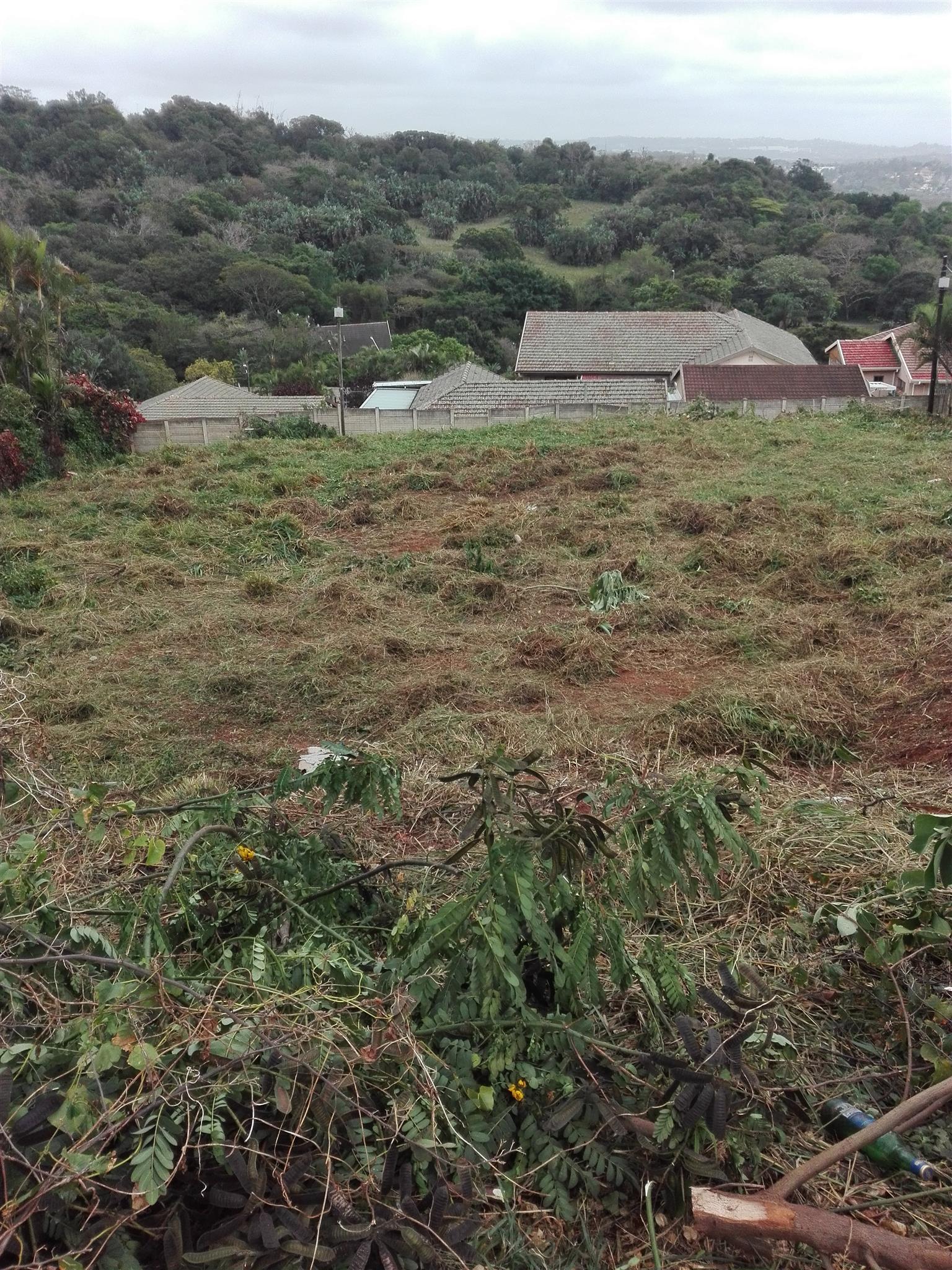 Yellowwood Park Land to build