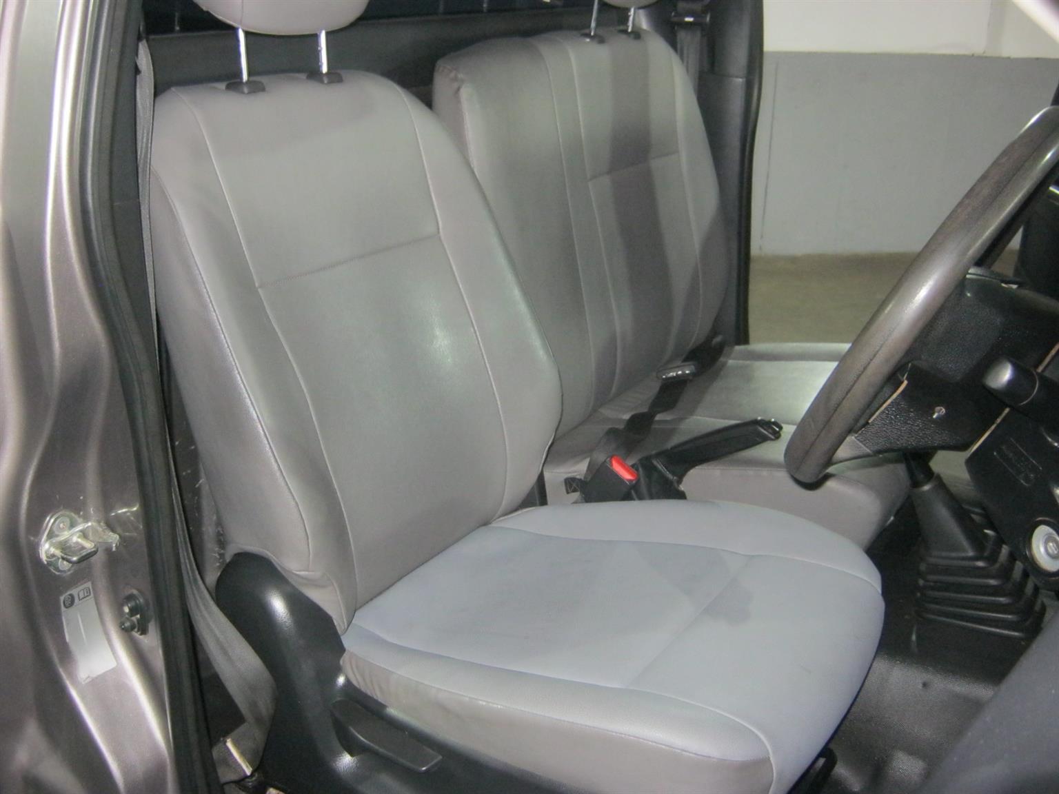 2015 Isuzu KB 250 Fleetside