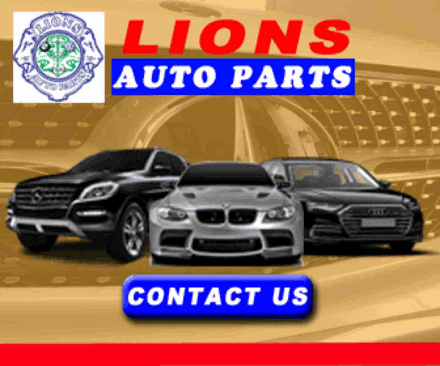 Lions Auto Parts - Merc Benz & BMW Spares