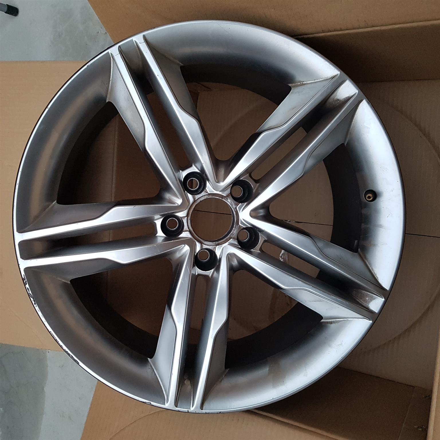 X Audi S S Mag Wheels Junk Mail - Mag audi