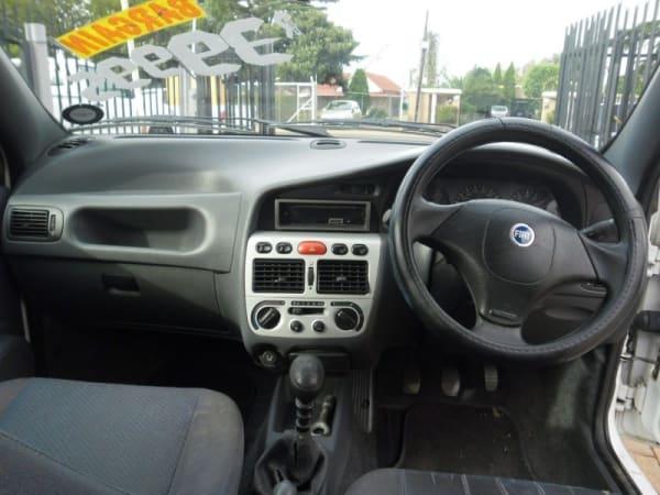 2004 Fiat Palio 1.2 5 door Active