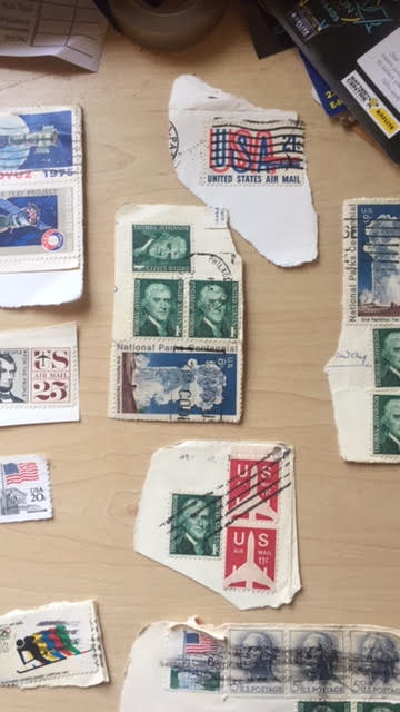 Various Unusual Stamps for Sale