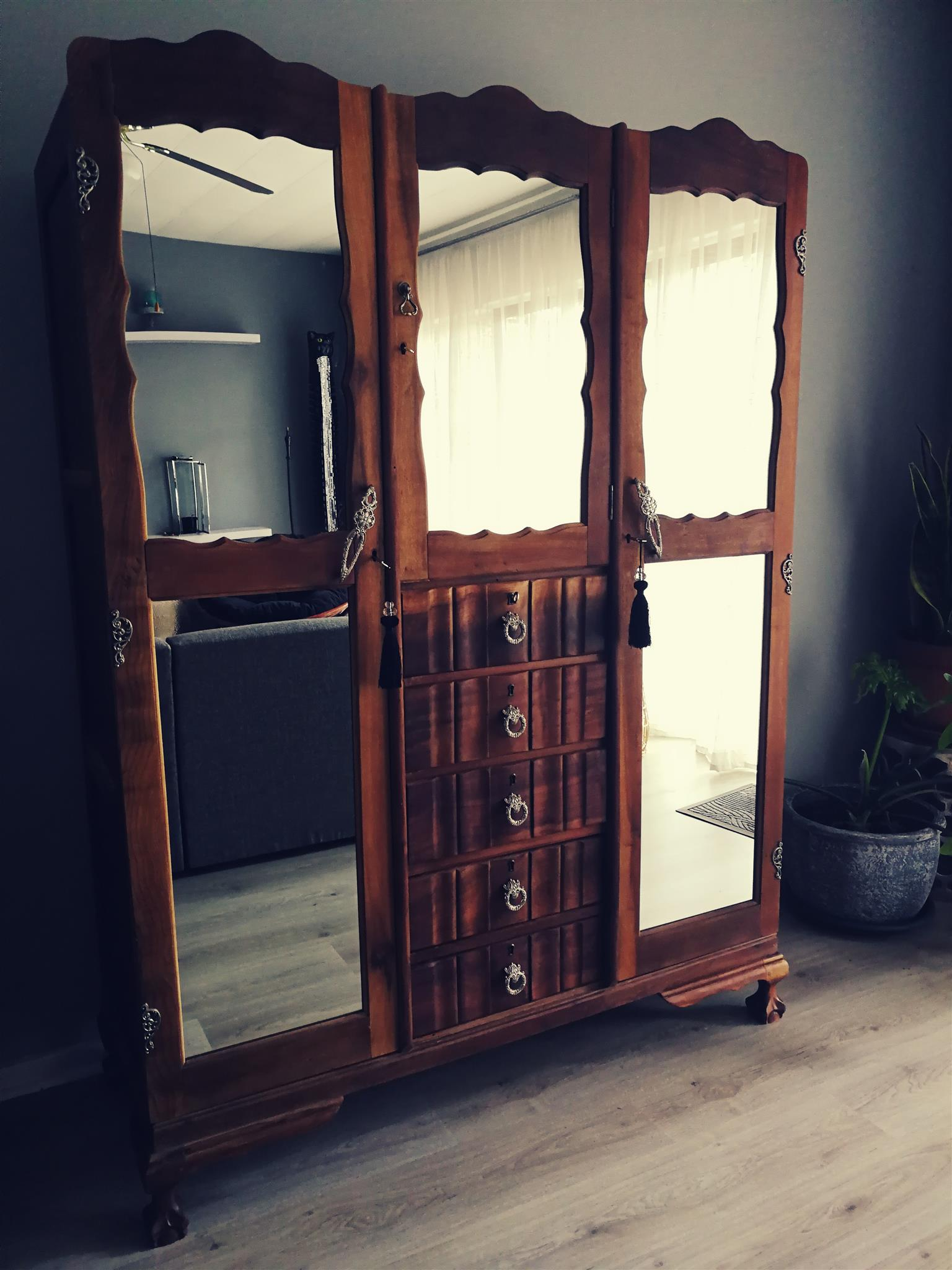 One of a kind Wardrobe or Patio Cupboard