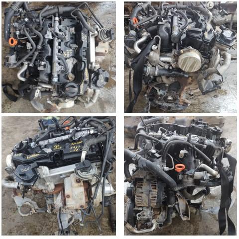 VW AMAROK 2.0 DIESEL 2012 CDB ENGINE FOR SALE