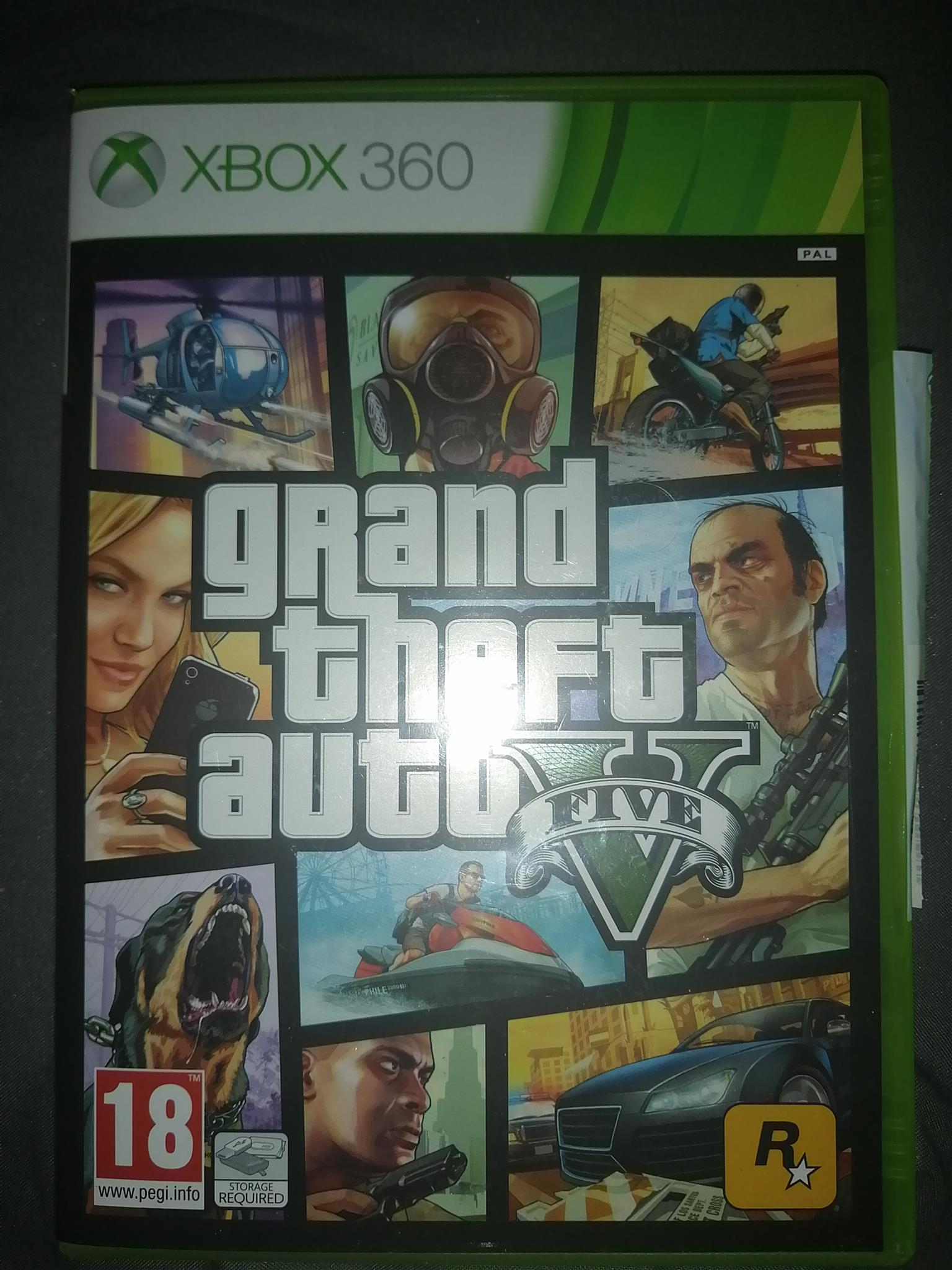 GTA5 Xbox