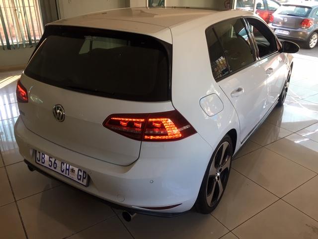 2013 VW Golf GTI DSG