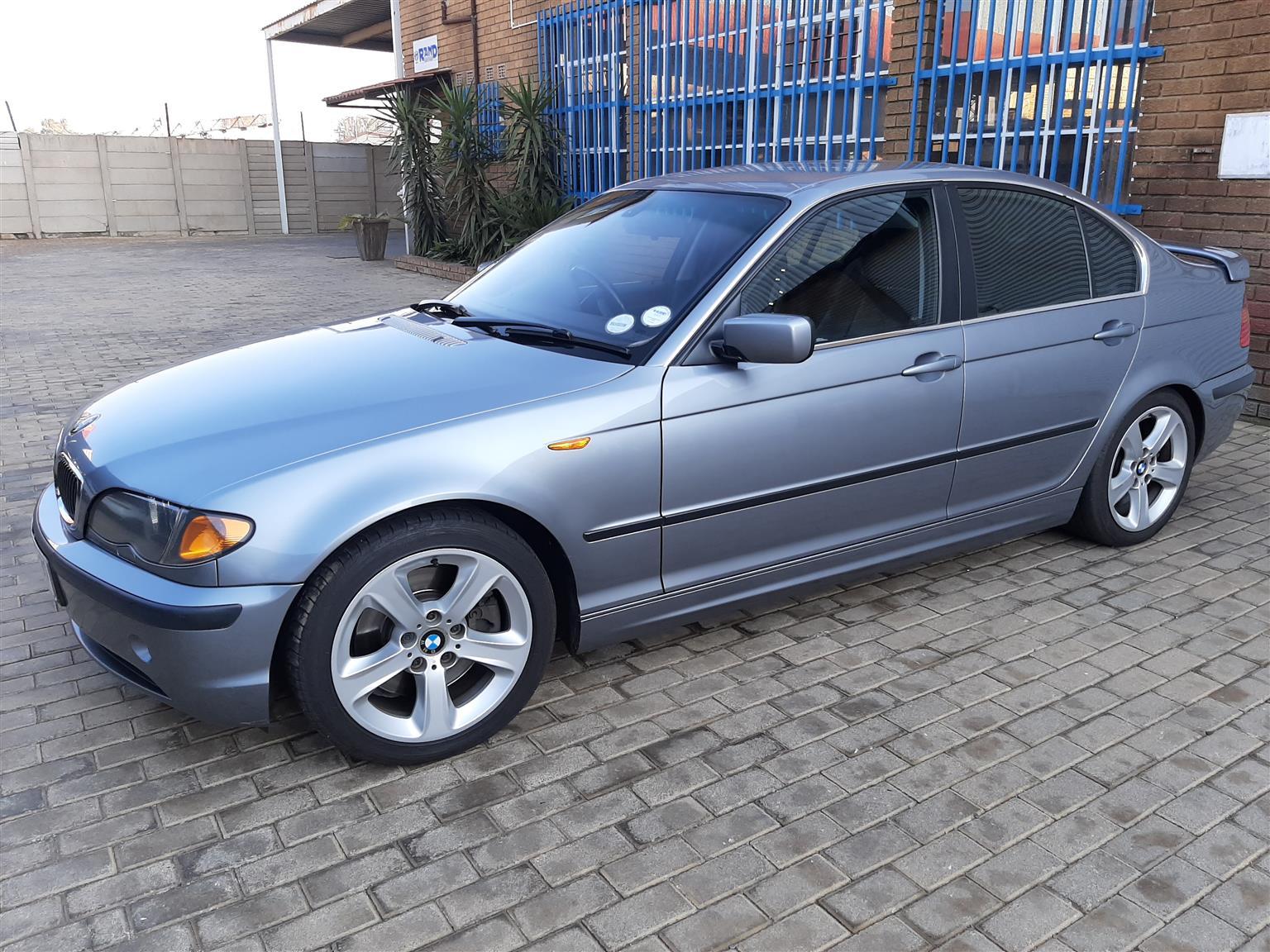 2004 BMW 3 Series sedan 330d A/T (G20)