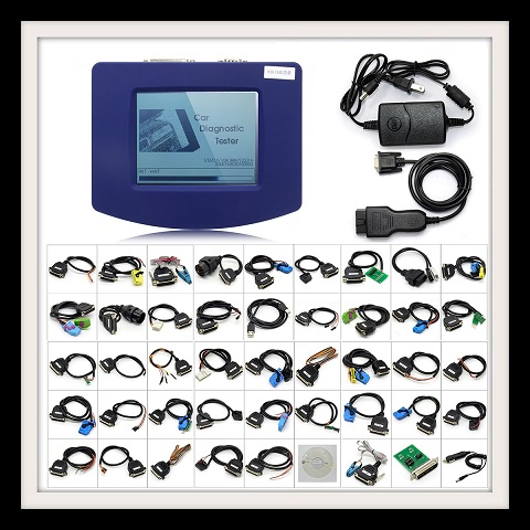 Mileage corrector: V4.94 Digiprog III Digiprog3 Odometer Master Programmer Entire Kit With ST01 ST04 Adapter.