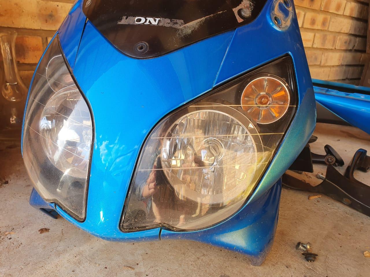 PARTS for 2006 Honda CBR150