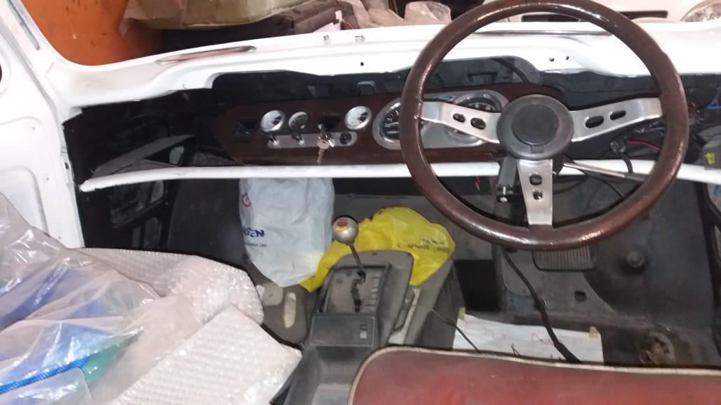 1957 Ford Anglia