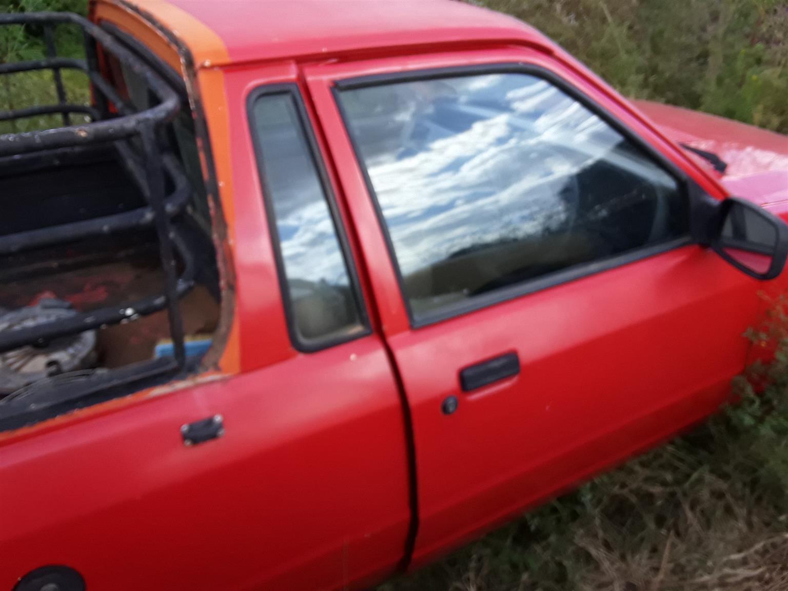 1982 Ford Bantam 1.6i