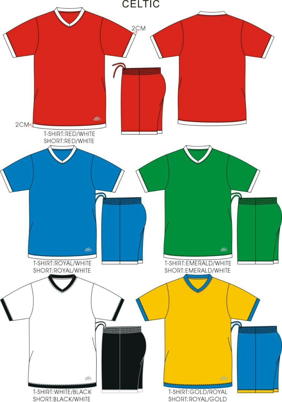 Buy High Quality Kits Directly from the Sports Goods Importers and Wholesalers in Johannesburg
