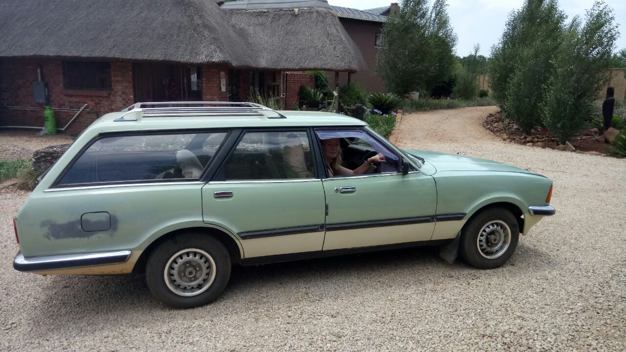 1981 ford cortina station wagon