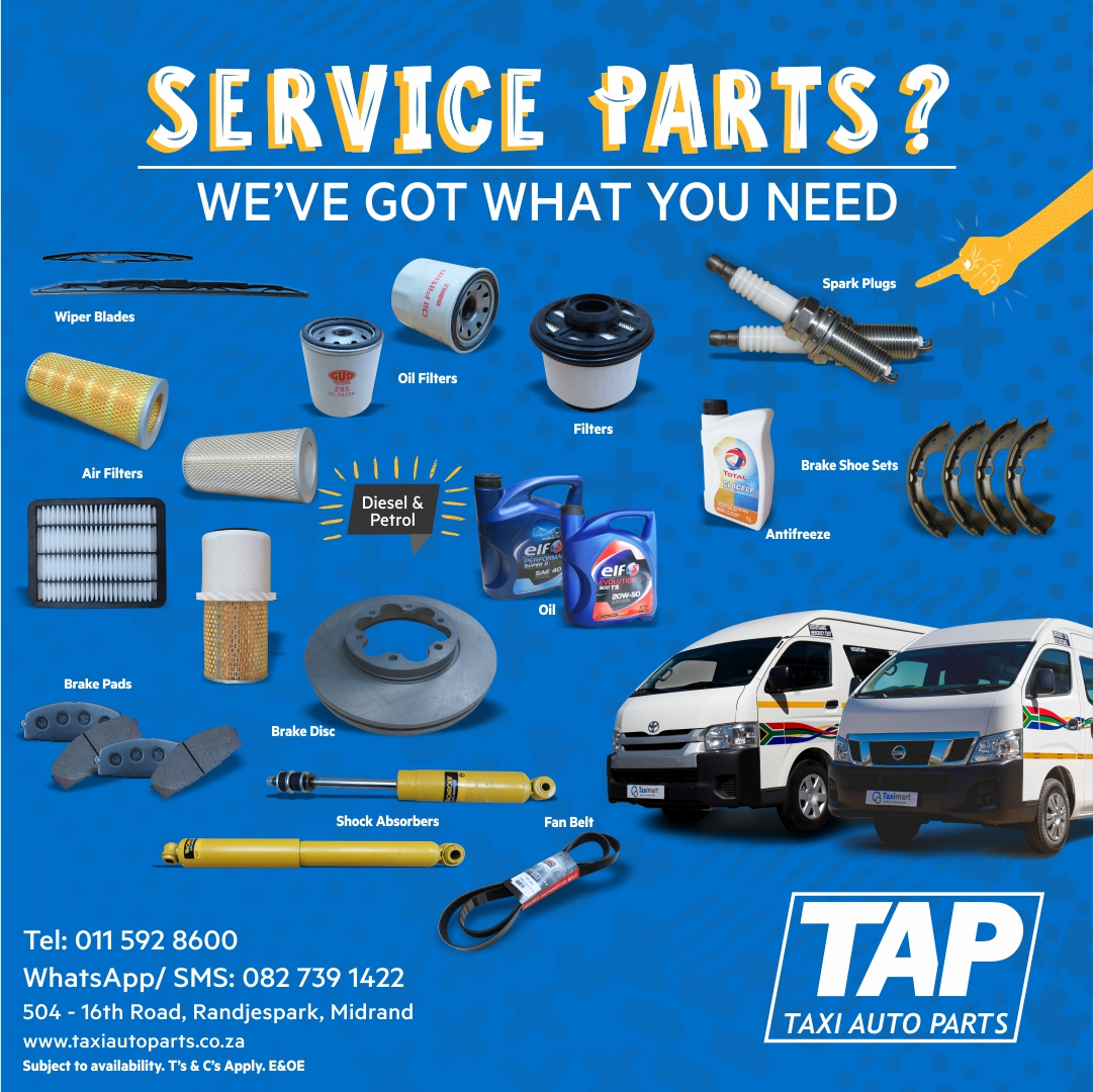 Taxi Parts? We've got what you need - Taxi Auto Parts - TAP